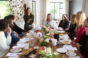 Koffie Met Katryn Damesoggende