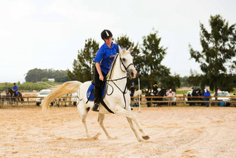 SAWMGA 1st Qualifier 2020 at Pinto Stables