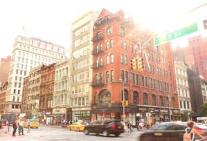 23 St & 5th Avenue, NYC