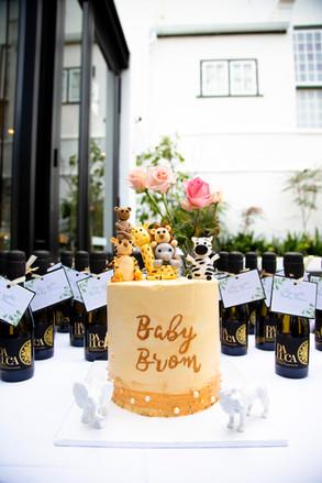 Baby Brom Babyshower