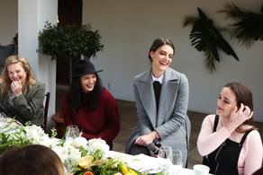 Wintertime at D'Aria with Koffie met Katryn