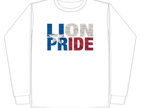 Lion Pride Dri-Fit Long Sleeve
