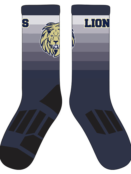 Ombre Athletic Socks