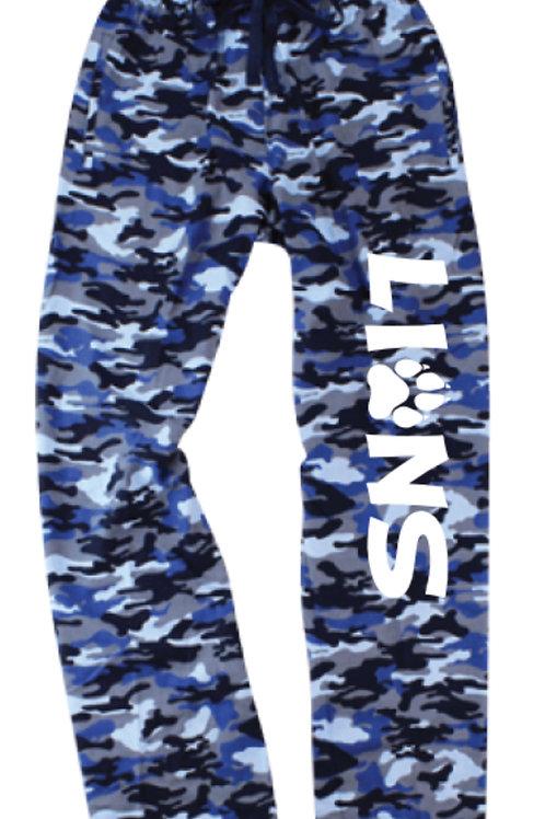 Lions Pajama Pants