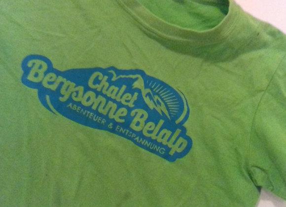 T-Shirt mit Logo Aufdruck