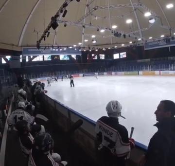 Auswärtssieg in Leipzig erzielt ! U15