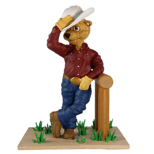 George Cowboy Bear