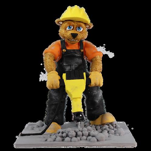 Hank Construction Bear