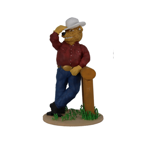 George - The Cowboy Bear