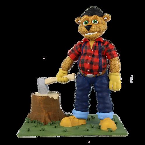 Paul Lumberjack Bear