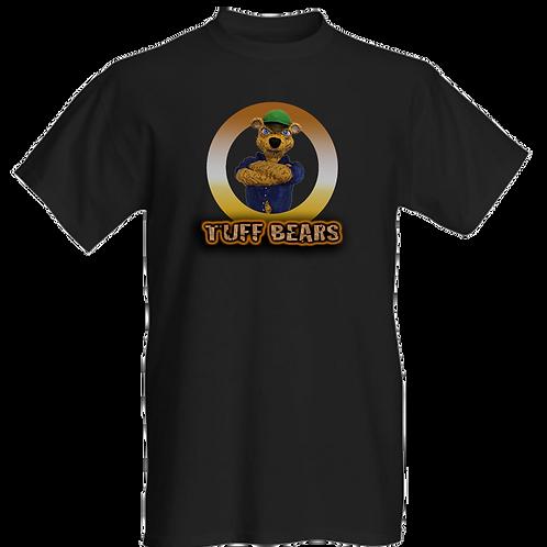 Mac The Handyman Bear Mens T-Shirt