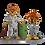 Thumbnail: Tex/Tex Jr. Bear and Cub Duo Pack