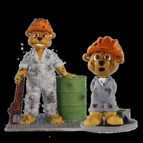 Tex/Tex Jr. Bear and Cub Duo Pack