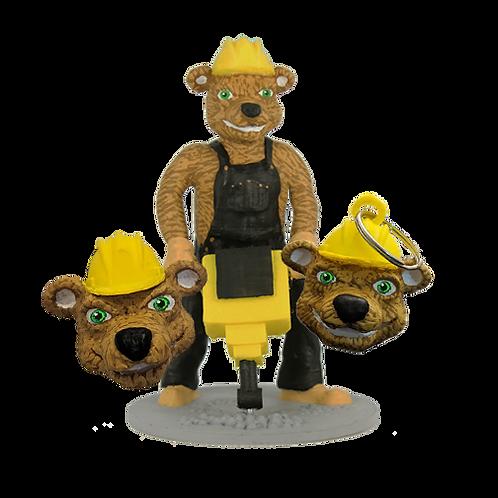 Hank the Construction Bear Collection
