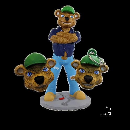 Mac the Handyman Bear Collection