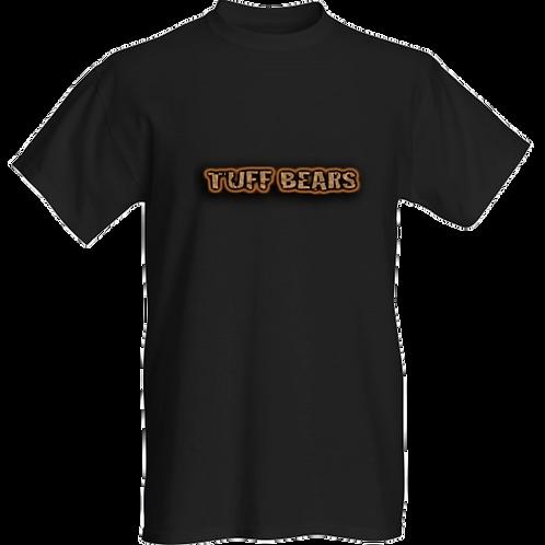 Tuff Bears Title Mens T-Shirt