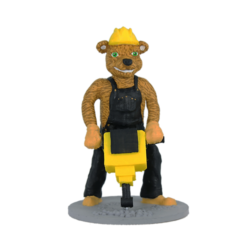 Hank - The Construction Bear
