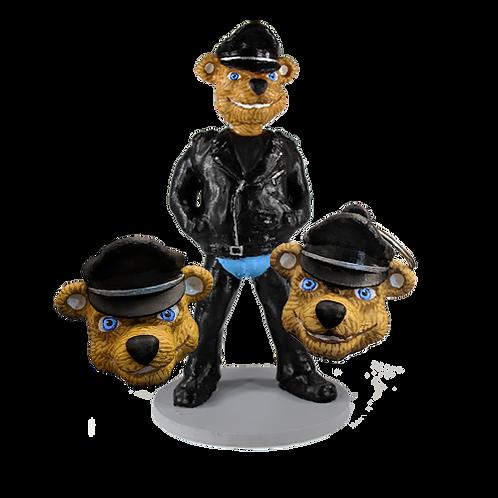 James the Biker Bear Collection