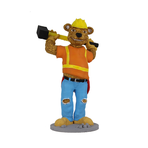 Ben - The Construction Bear