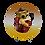 Thumbnail: Paul The Lumberjack Bear Ladies T-Shirt