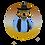 Thumbnail: John the Cowboy Bear Mens T-Shirt