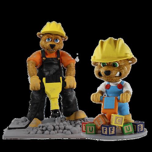 Hank/Hank Jr. Bear and Cub Duo Pack