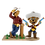 Thumbnail: George/George Jr. Bear and Cub Duo Pack