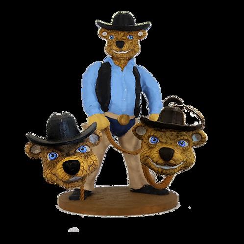 John the Cowboy Bear Collection