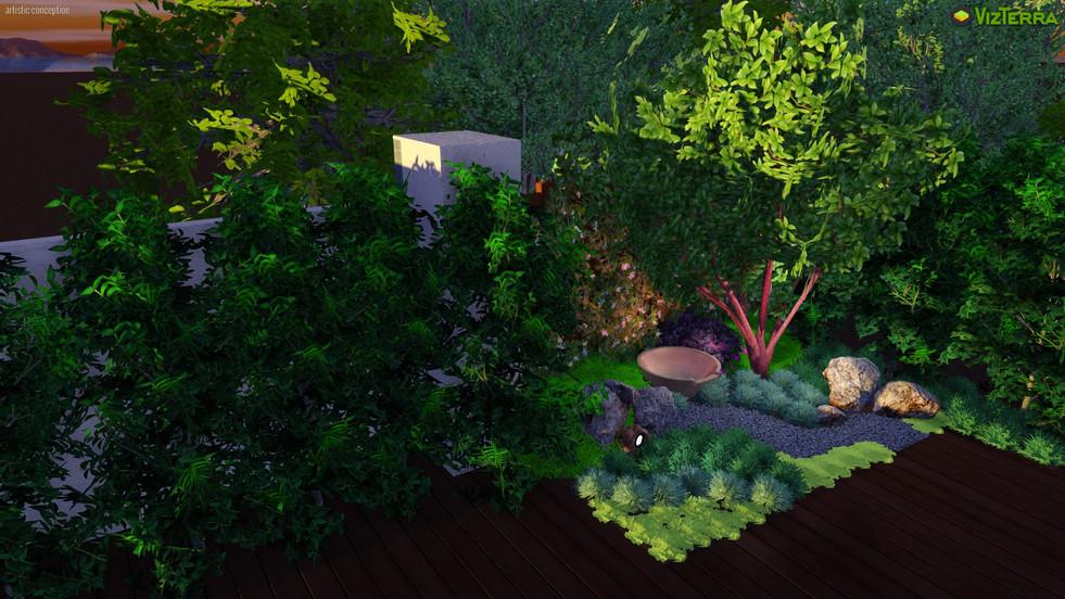 Healing Memorial Garden