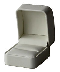 Leatherette Ring box