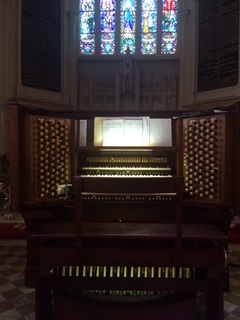 Reuter-organ,Grace Church,US
