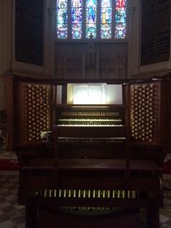 Reuter-organ,Grace Church,US