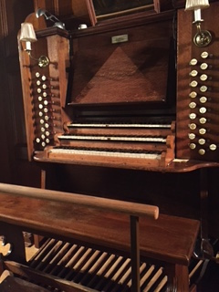 Örgryte Willis Organ