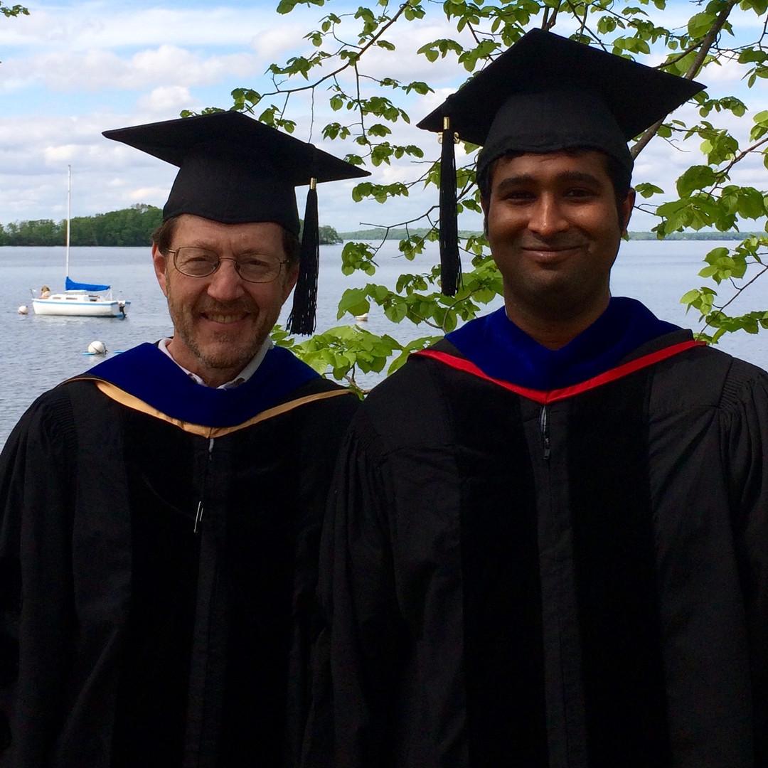 UW-Madison graduation 2014 - I'm a doctor now!