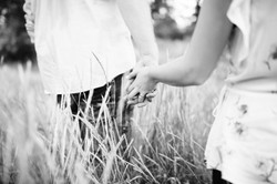 manito park engagement photography