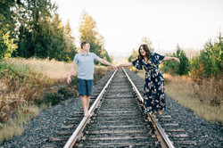 priest river engagement session