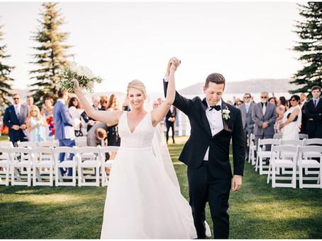 Elegant & Timeless Resort Wedding in Coeur d'Alene, Idaho