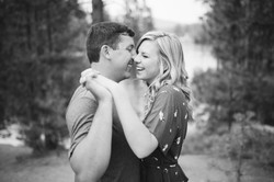 post falls engagement session