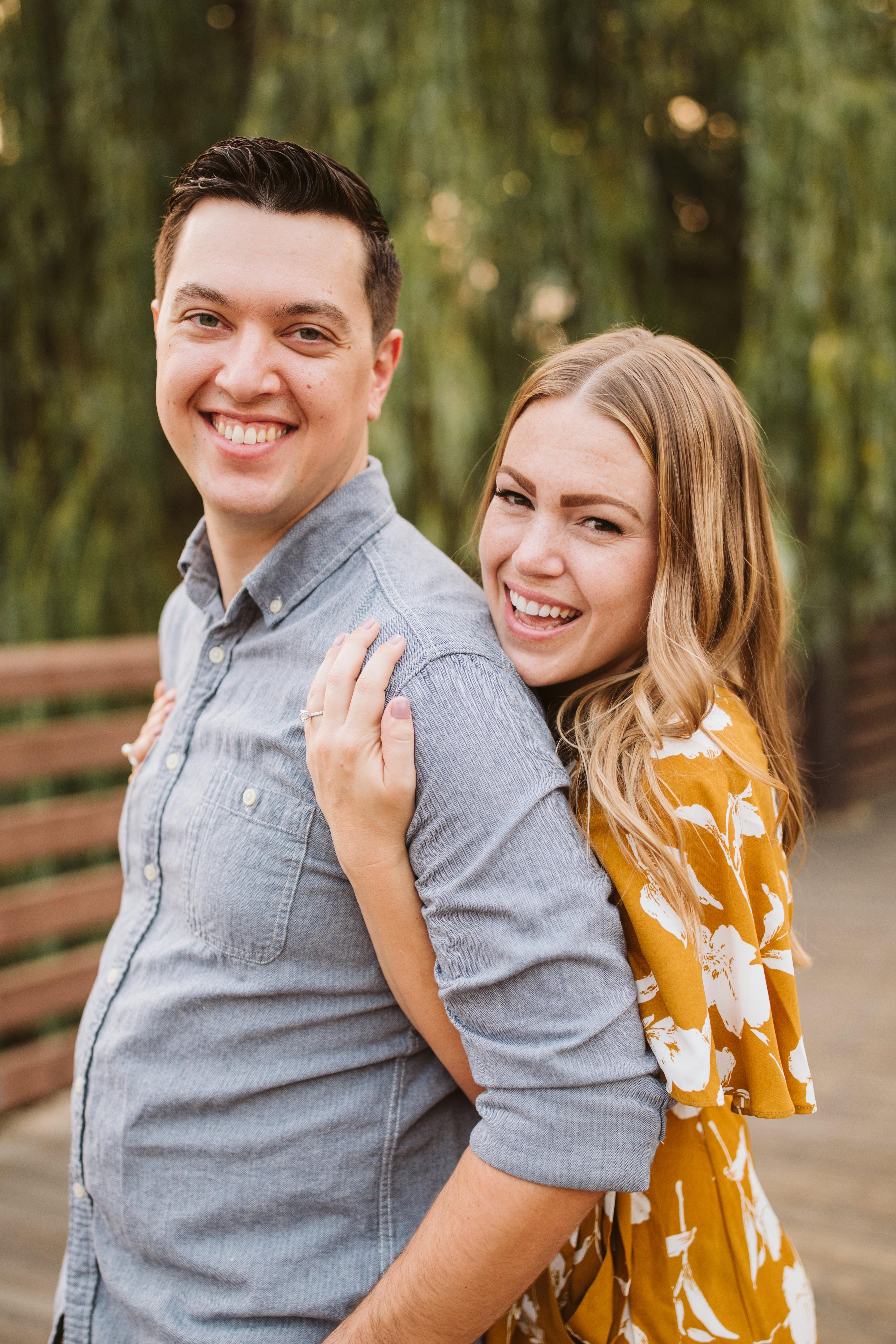 spokane engagement photography