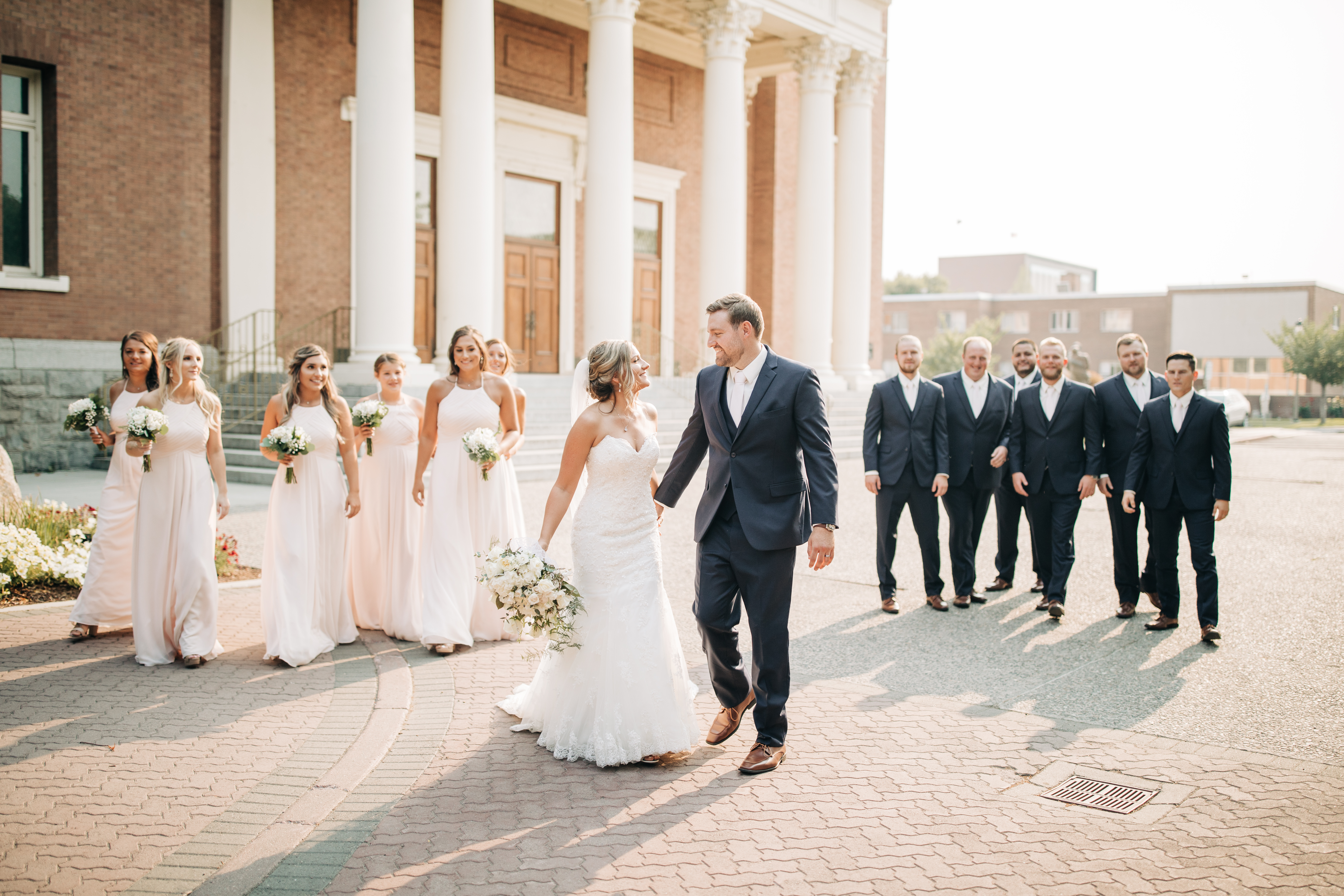 Gonzaga university wedding