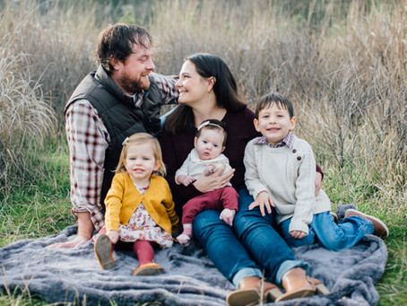 The McCallums | Family Session