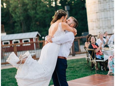 Kelly + Kiel   Settlers Creek Wedding