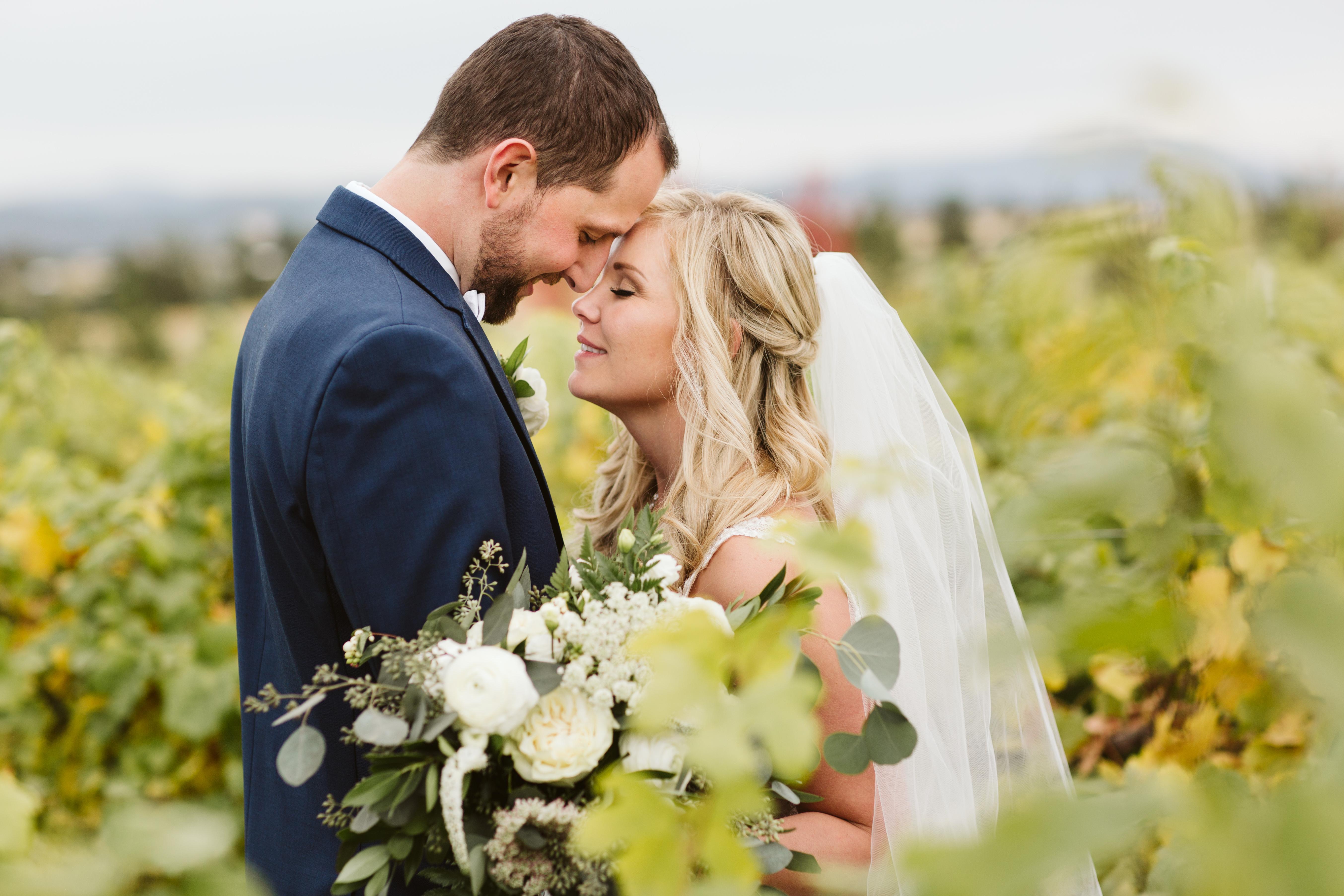 Trezzi farms winery wedding