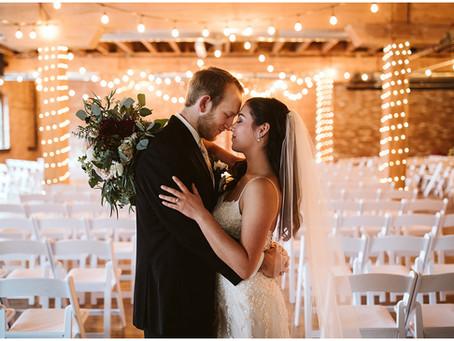 Urban, Winter Wedding | Spokane Washington Wedding Photographer