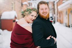 Wallace Idaho wedding