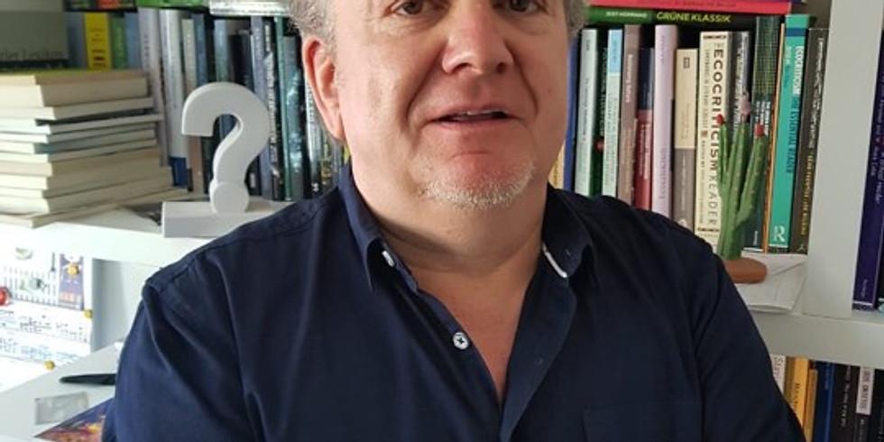 Mesa Redonda com prof. Klaus Eggensperger