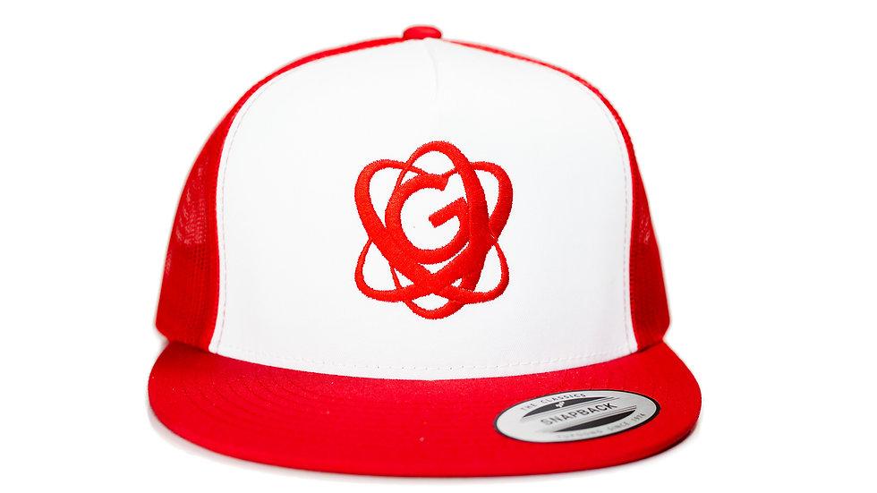Gevity Red Trucker