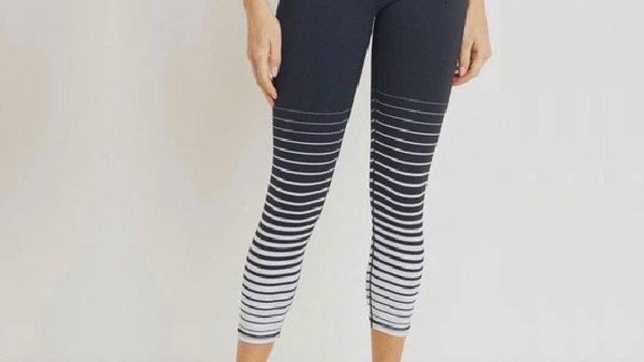 Striped Leggins