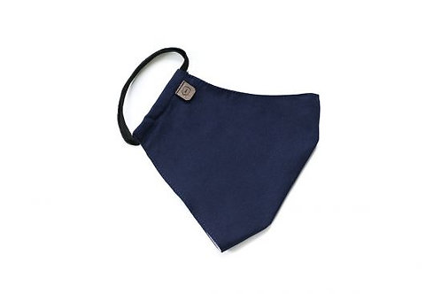 Reusable Barrier Mask Dark Blue