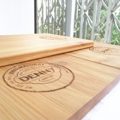 Denny Wooden Chopping Board